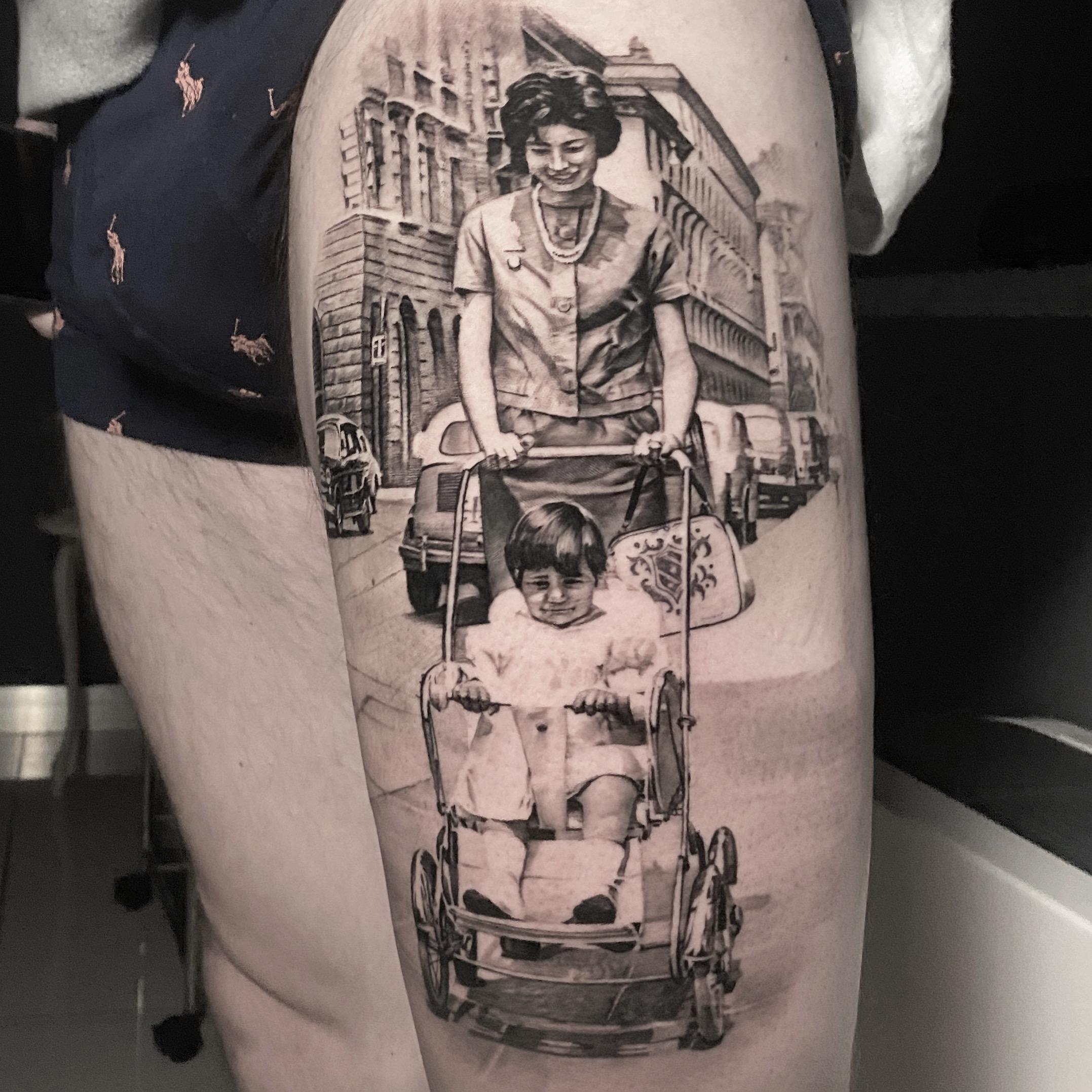 Matteo Paqualin Tatuatore – 2077F